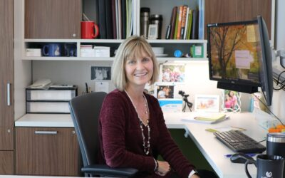 Meet the ISURP Team: Michele Farnham, Manager of Facilities Services